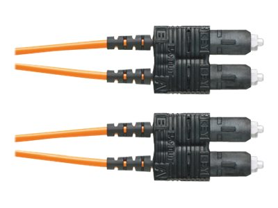 Panduit Opti-Core patch cable - 13 m - orange