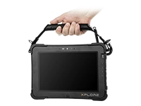 Xplore Soft Handle - Carrying handle for tablet - black - for XBOOK L10; XPAD L10; XSlate L10