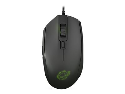 OZONE Gaming Exon V30 Optisk Kabling Sort