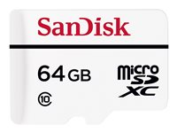 SanDisk Extreme - Flash memory card (microSDHC to SD adapter included) - 64 GB - Class 10 - microSDXC