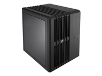 Corsair Carbide Series Air 540 - Mid tower - extended ATX - no power supply (ATX) - black - USB/Audio