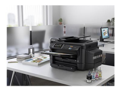 Epson WorkForce ET-16500 EcoTank - multifunction printer - color