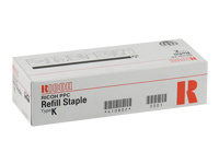 Ricoh Type K - Staples (pack of 15000) - for Ricoh Aficio MP C6003, MP 3353, MP C2504, SP 8300, SP C830, SP C831; SR 3000, 3030