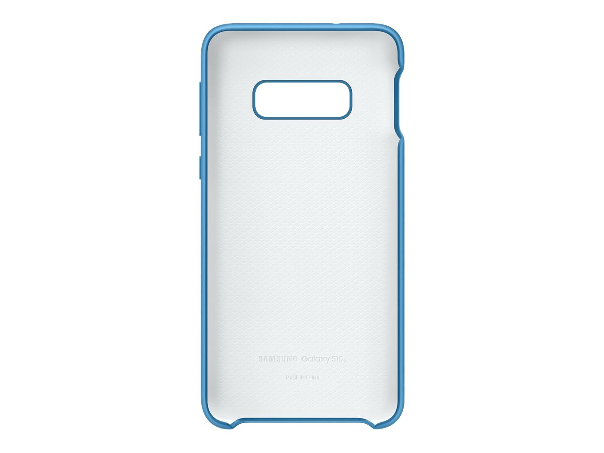 Samsung Silicone Cover EF-PG970 - back cover for cell phone