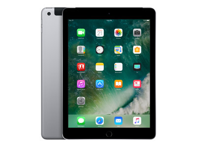"Apple 9.7-inch iPad Wi-Fi + Cellular - 6th generation - tablet - 32 GB - 9.7"" IPS (2048 x 1536) - 4G - LTE - space grey"