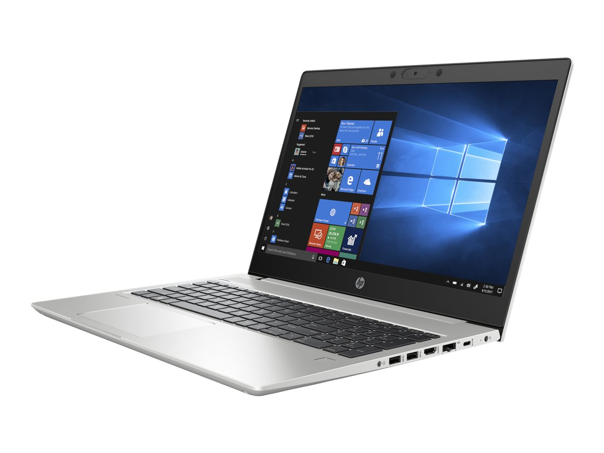 "HP ProBook 450 G7 - 15.6"" - Core i5 10210U - 8 GB RAM - 256 GB SSD - US"