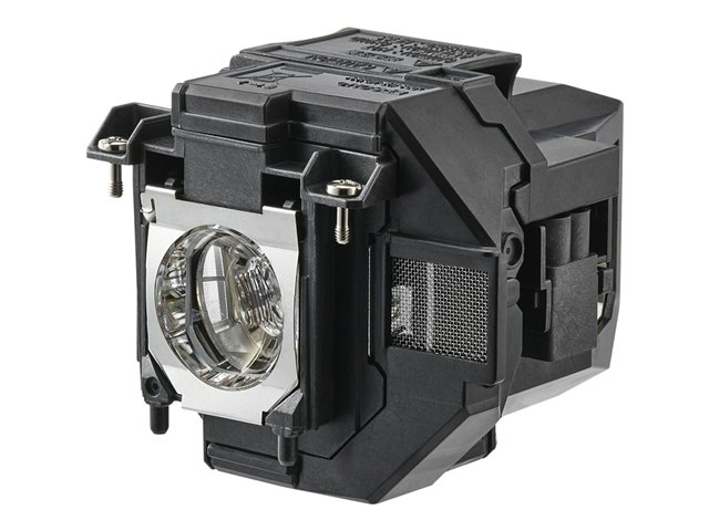 Image of Epson EB-970 - 3LCD projector - LAN