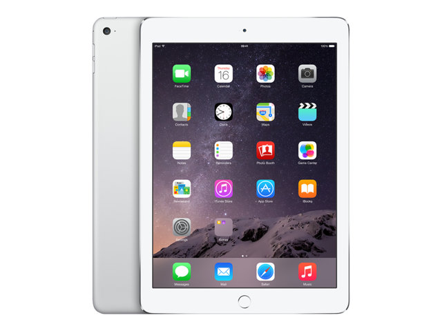 apple ipad air 2 wi fi tablette 64 go 9 7 ips 2048 x 1536 argent e mgkm2cl a. Black Bedroom Furniture Sets. Home Design Ideas