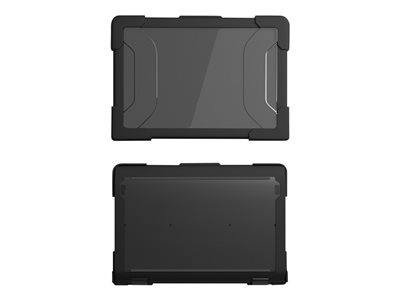 MAXCases EdgeProtect Plus Notebook top and rear cover black f