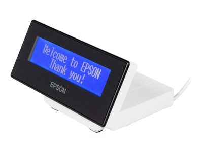 Epson DM-D30 (101) Customer display USB white USB