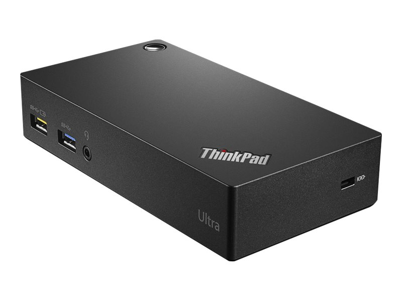Lenovo ThinkPad USB 3.0 Ultra Dock - docking station - USB - GigE