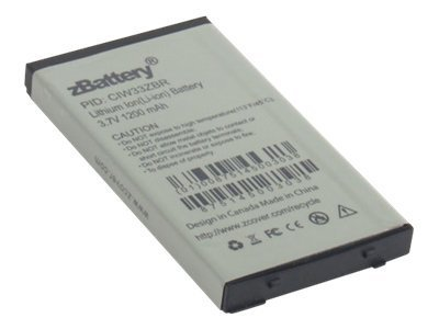 zCover zBattery CIW33ZBR Battery Li-Ion 1200 mAh for Linksys iPho