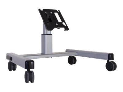 Chief MFQ6000S Cart for LCD / plasma panel silver screen size: 30INCH-55INCH