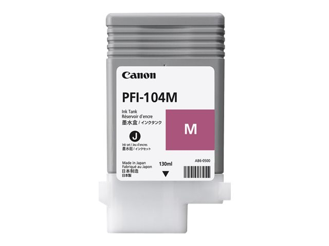 Canon - magenta - original - ink cartridge