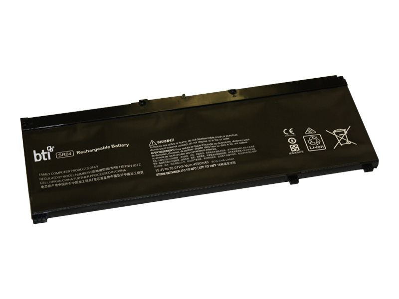 BTI - notebook battery - Li-pol - 4550 mAh