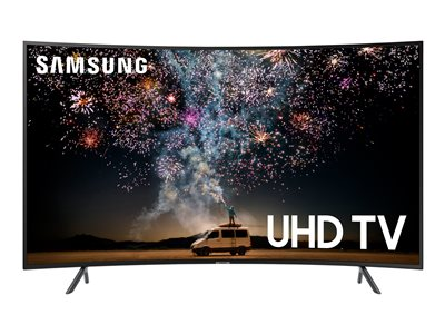 Samsung UN55RU7300F 55INCH Class (54.6INCH viewable) 7 Series curved LED TV Smart TV
