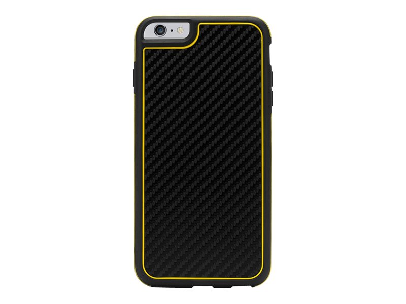 Griffin Identity Graphite - back cover for cell phone