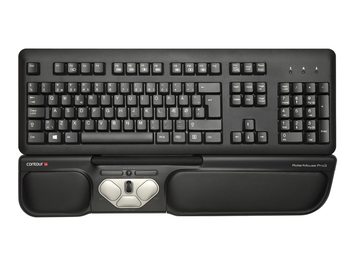 RollerMouse Pro3 Sort