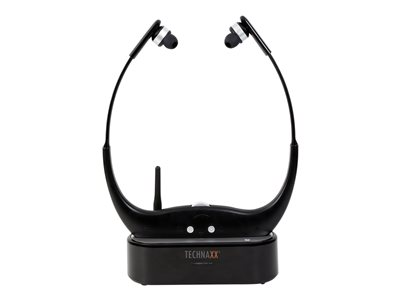 Wireless TV Chin Guard Headphone TX-99