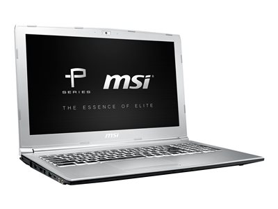 MSI PE62 8RD 037 Core i7 8750H / 2.2 GHz Win 10 Pro 16 GB RAM 512 GB SSD