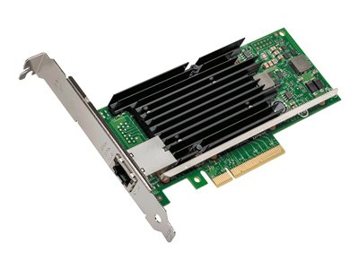 Intel Ethernet Converged Network Adapter X540-T1 Network adapter PCIe 2.1 x8 low profile
