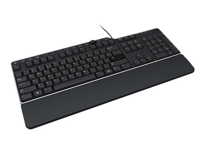 Dell KB522 Business Multimedia - Kit - Tastatur - USB - German QWERTZ - Schwarz