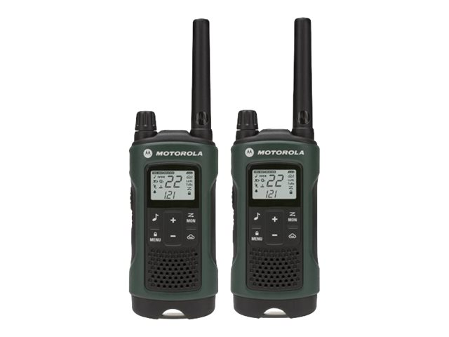 Zebra Talkabout T465 two-way radio - FRS/GMRS