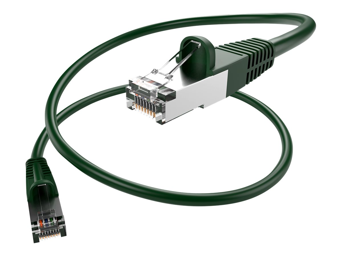 Oncore patch cable - 60 cm - green
