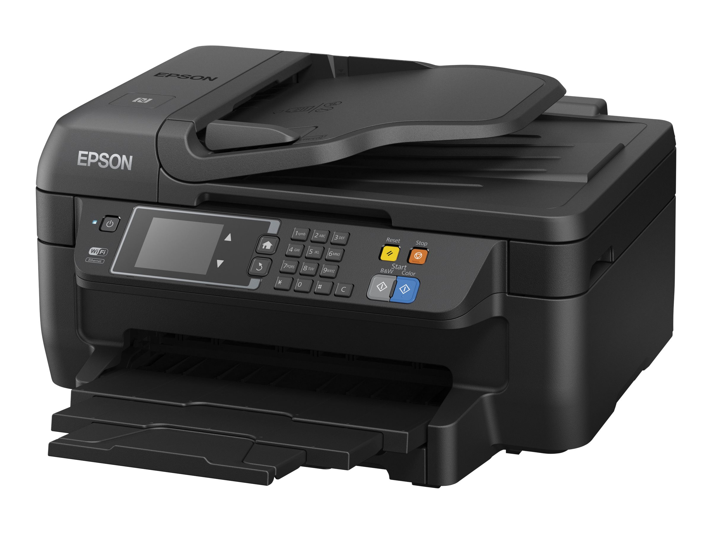 epson workforce wf 2760dwf imprimante multifonctions. Black Bedroom Furniture Sets. Home Design Ideas