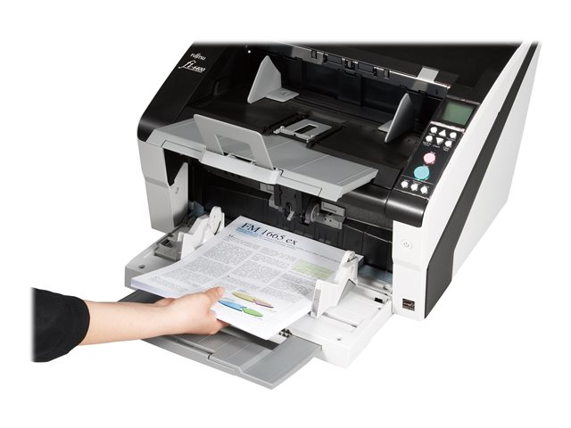 Fujitsu fi-6400 - scanner de documents
