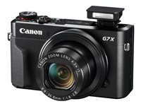 Canon PowerShot G7 X Mark II Digital camera compact 20.1 MP 1080p / 59.95 fps
