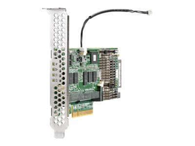 HPE Smart Array P440/2GB with FBWC - Speichercontroller (RAID) - 8 Sender/Kanal - SATA 6Gb/s / SAS 12Gb/s low profile - 1.2 GBps - RAID 0, 1, 5, 6, 10, 50, 60, 1 ADM, 10 ADM