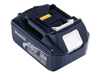 Makita Crimp tool battery lithium ion 3 Ah United States