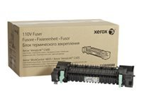 Xerox VersaLink C400 - (110 V) - fuser kit - for Xerox 6655; VersaLink C400, C405; WorkCentre 6655