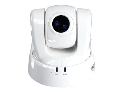 TRENDnet ProView PoE Pan/Tilt/Zoom Internet Camera TV-IP612P - network  surveillance camera