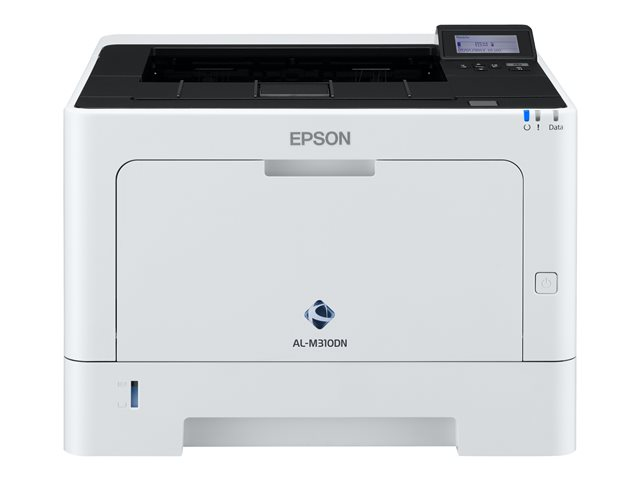 Epson WorkForce AL-M310DTN - Imprimante - monochrome - Recto-verso - laser - A4/Legal - 1200 x 1200 ppp - jusqu'à 35 ppm - capacité : 600 feuilles - USB 2.0, Gigabit LAN