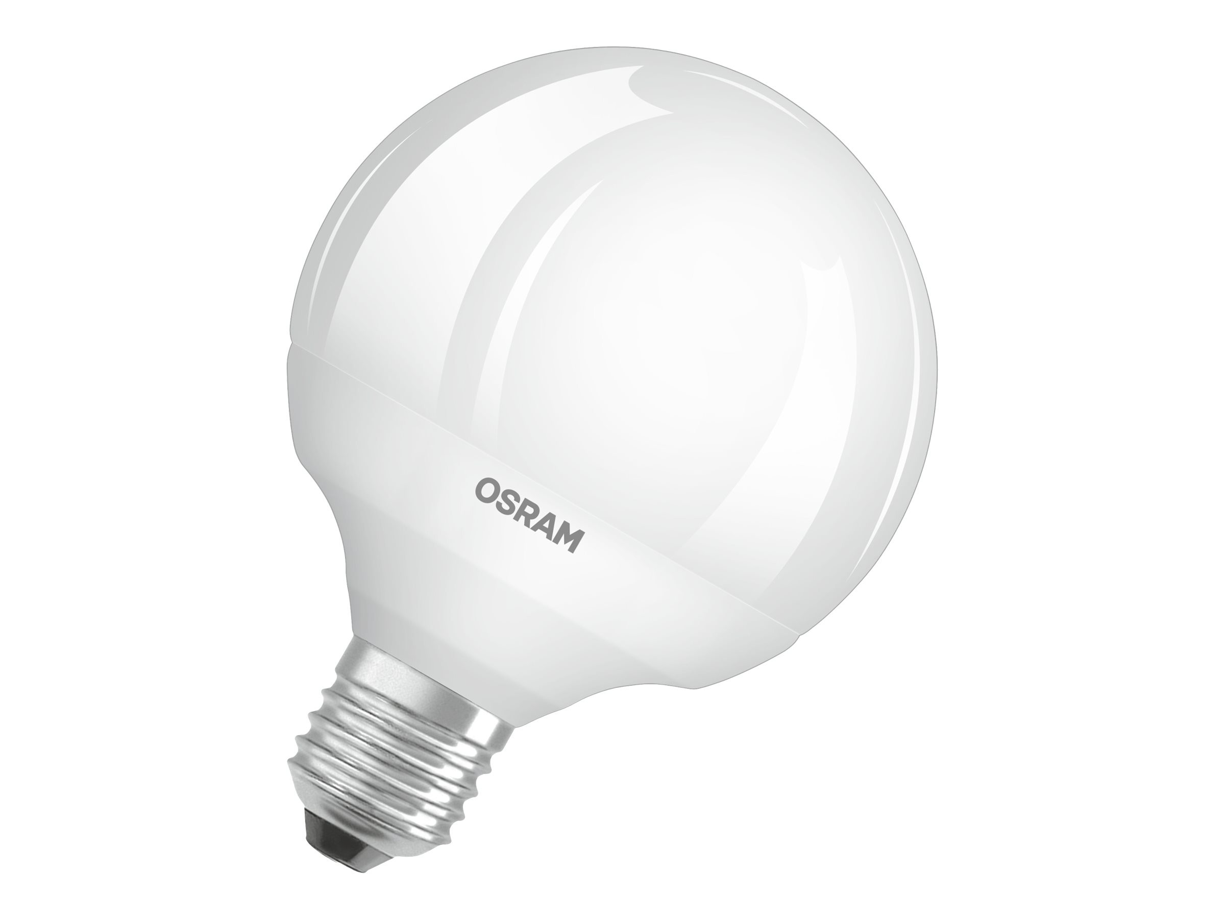 OSRAM PARATHOM advanced CLASSIC GLOBE - LED-Glühlampe - Form: G95 - matt Finish - E27 - 12 W (Entsprechung 75 W)