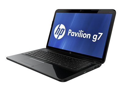 HP Pavilion g7-2222us Core i3 3110M / 2.4 GHz Win 8 64-bit 4 GB RAM 500 GB HDD