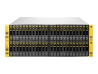HPE 3PAR StoreServ 8440 4-node Storage Base Hard drive array 48 bays (SAS)