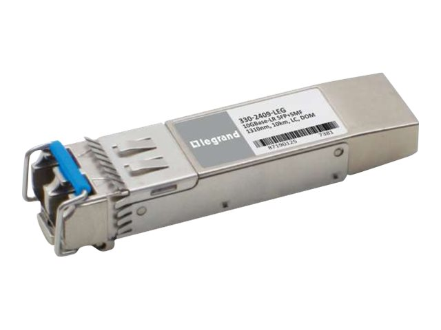 C2G Dell 330-2409 10GBase-LR SFP+ Transceiver TAA - SFP+ transceiver module - 10 GigE - TAA Compliant