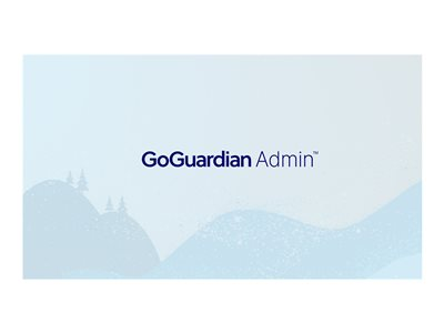 GoGuardian Admin Subscription license (1 year) volume 7500-15000 licenses  image