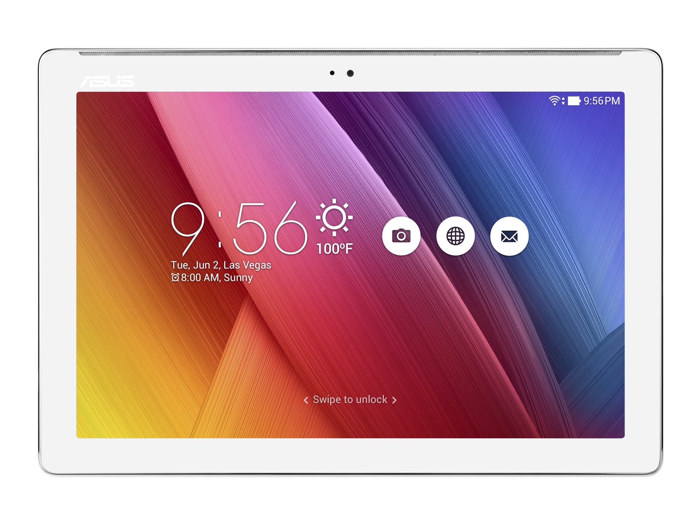 ASUS ZenPad 10 Z300M - Tablet - Android 6.0 (Marshmallow) - 64 GB - 25.65 cm (10.1