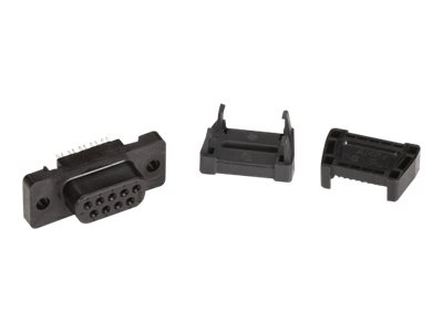 Black Box Serial connector DB-9 (F) (pack of 10)