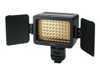 Sony HVL-LE1 - On-camera light - 1 heads x 60 lamp - LED - DC