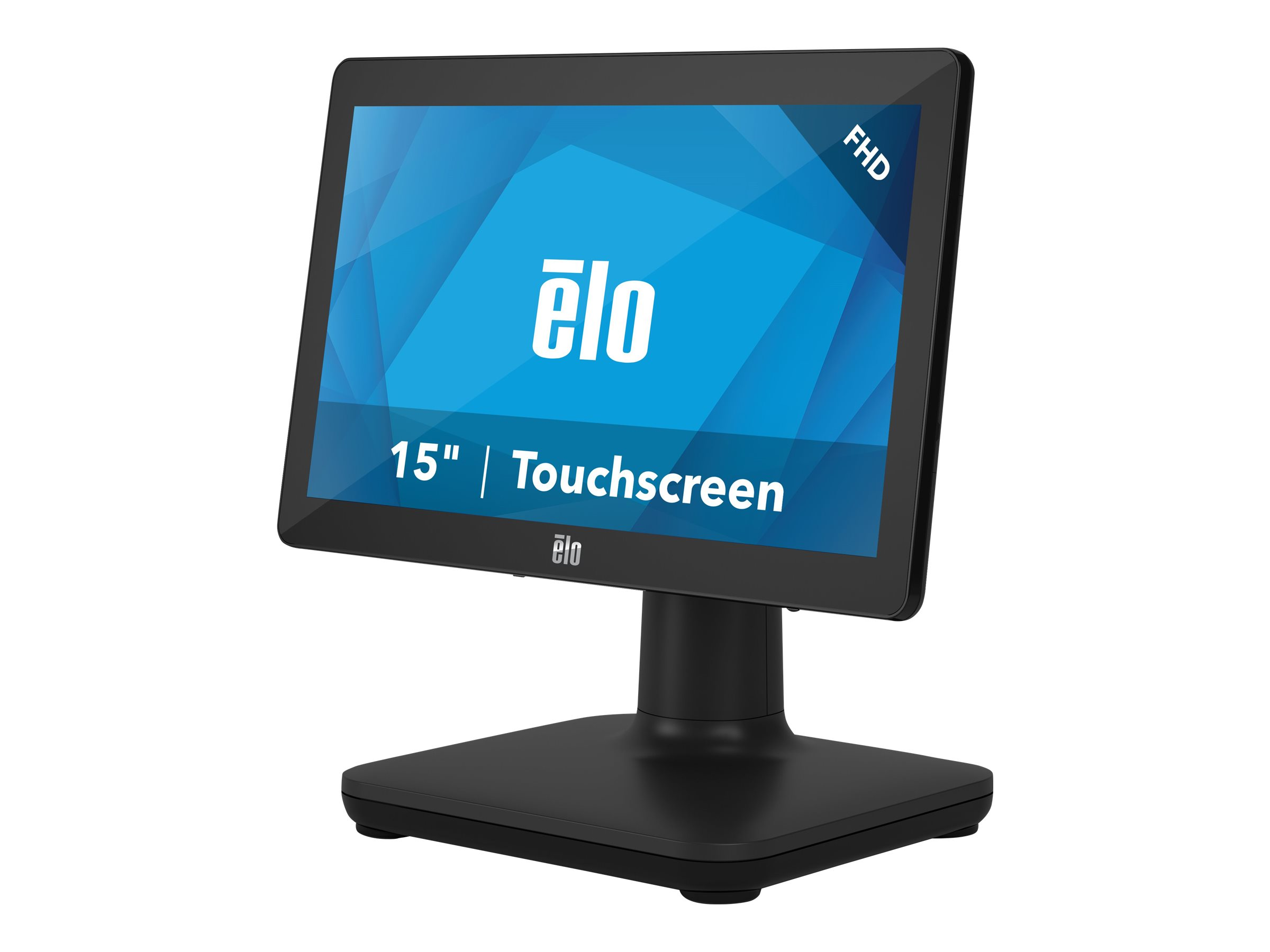 Elo EloPOS System, Full-HD, 39,6cm (15,6 Zoll), Projected Capacitive, SSD