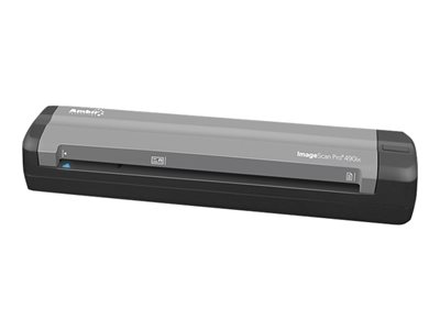 Ambir ImageScan Pro 490ix For Athena Users sheetfed scanner Duplex 8.5 in x 36 in