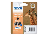 Epson T0711 Twin Pack - 2er-Pack