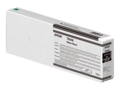 Epson T8048 - matte black - original - ink cartridge
