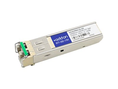 AddOn Avaya AA1419064-E6 Compatible SFP Transceiver - SFP (mini-GBIC) transceiver module - GigE