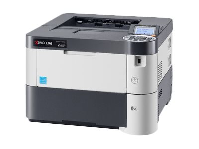 Kyocera ECOSYS P3045DN - Printer - monochrome - Duplex - laser - A4/Legal - 1200 dpi - up to 45 ppm - capacity: 600 sheets - USB 2.0, Gigabit LAN, USB host ** End-User £60 CASHBACK OR FREE 3 YEAR WARRANTY Offer Available From 1st July 2018 until 30th September 2018 redeemable via www.kyoceradocumentsolutions.co.uk/claims **